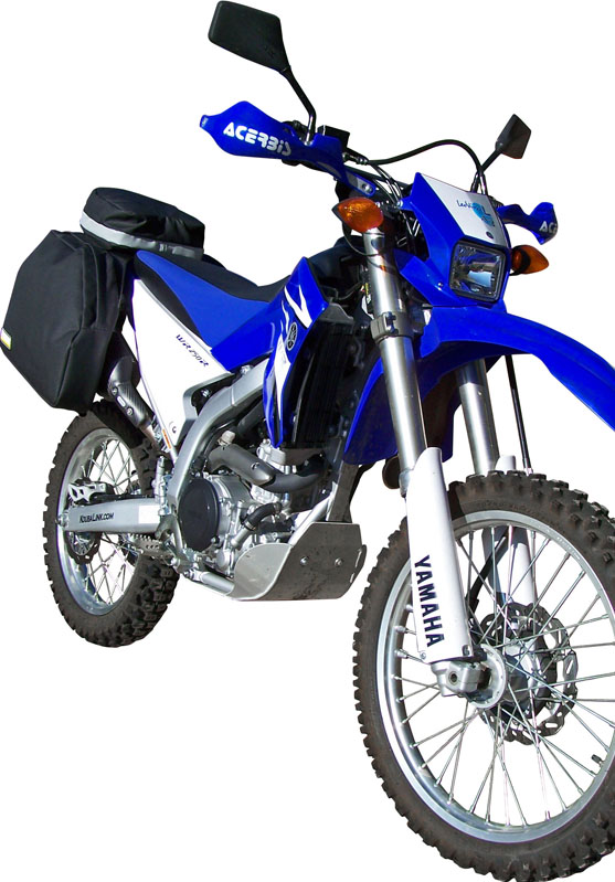 2008 WR250R Fisher seat